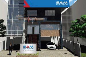 SAM Holdings thành lập công ty con vốn điều lệ 250 tỷ đồng