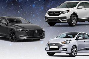 Những mẫu ô tô bị soán 'ngôi vương' năm 2020