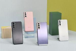 Galaxy S21, Galaxy S21+ và Galaxy S21 Ultra lộ hoàn toàn thiết kế trước thềm ra mắt