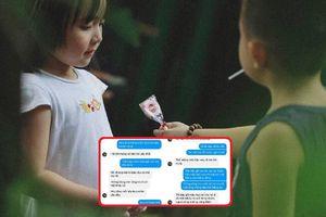 Loạt tin nhắn yêu đương của học sinh lớp 5 khiến cư dân mạng 'dở khóc dở cười'