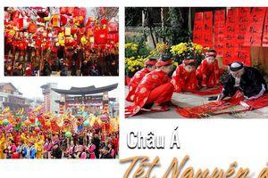 Những lễ hội rực rỡ sắc màu nhất hành tinh