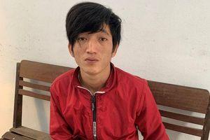 Bắt đối tượng truy nã khi đang trộm cắp xe máy tại Bệnh viện Ung bướu Đà Nẵng