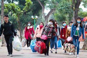TP.HCM: Một trường đại học cho sinh viên nghỉ Tết tới 49 ngày