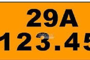 TPHCM còn bao nhiêu xe chưa đổi biển số nền vàng?