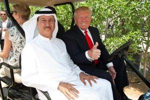 'Đại gia' Dubai muốn mở rộng làm ăn với công ty ông Trump bất chấp lùm xùm chính trị