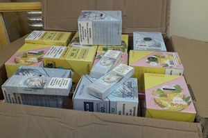 Hải Phòng: Hoàn tất việc gửi mẫu giám định đối với 1.400 hộp thuốc lá điện tử