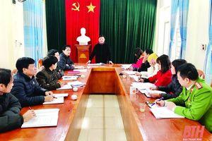 Đảng bộ huyện Triệu Sơn đưa nghị quyết đại hội Đảng vào cuộc sống