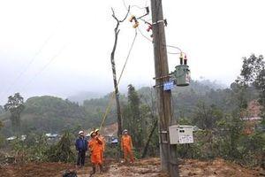 Cả nước còn gần 154.000 hộ dân chưa được tiếp cận điện