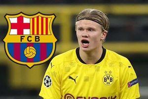 Mino Raiola muốn đưa Erling Haaland sang Barcelona