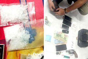 Đề nghị truy tố nhóm đối tượng tham gia đường dây mua bán ma túy ở Nhơn Trạch