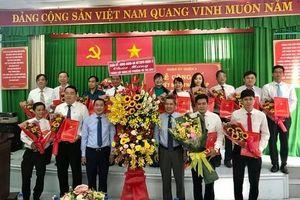 Ra mắt Đảng bộ phường Võ Thị Sáu, Quận 3, TP. Hồ Chí Minh