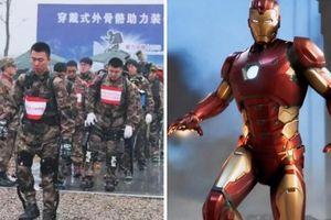 Sự thật chuyện binh sĩ TQ sở hữu bộ giáp 'siêu chiến binh'
