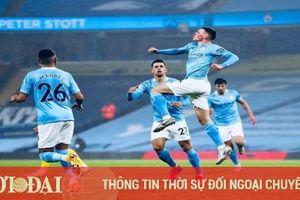 Kết quả, Bảng xếp hạng (BXH) Ngoại hạng Anh ngày 14/1: Man City 'đe dọa' vị trí số 1 của MU