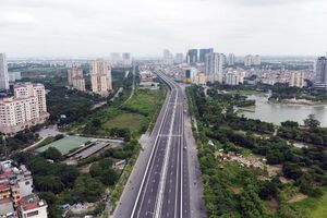 Ngành Giao thông vận tải song hành cùng sự phát triển của Thủ đô