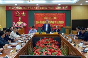 Thái Nguyên: Thi báo chí 'Đưa Nghị quyết Đại hội Đại biểu Đảng bộ tỉnh Thái Nguyên lần thứ XX, nhiệm kỳ 2020 - 2025 vào cuộc sống'