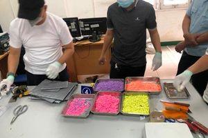 Hải quan TP. Hồ Chí Minh bắt giữ hơn 31,2 kg ma túy