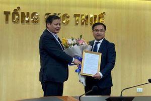 Tổng cục Thuế bổ nhiệm Phó Vụ trưởng Vụ Dự toán thu thuế