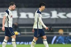 Đánh rơi chiến thắng, Tottenham lỡ cơ hội trở lại top 4
