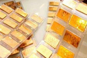 Vàng đi ngang trong bối cảnh USD hồi phục