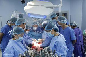 Năm 2020, Bệnh viện Chợ Rẫy tiếp nhận 18.500 đơn đăng ký hiến tạng