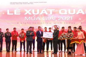 MB trao thưởng CLB bóng đá Viettel 2 tỷ đồng sau chức vô địch V-League 2020