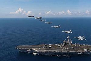 Mỹ tung chiến lược hàng hải mới, Việt Nam nói gì?