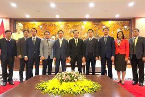 Hà Nội sẽ tạo điều kiện thúc đẩy tiến độ, đưa trung tâm mới của Samsung vào hoạt động
