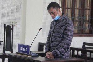 Người đàn ông lĩnh án chung thân vì túi ma túy lấy trộm