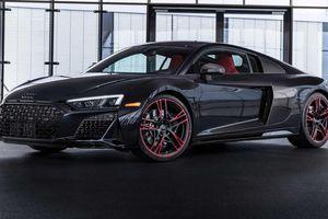 Audi R8 RWD Panther: Kiểu dáng thêm hầm hố và thể thao