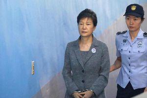 Tòa án tối cao Hàn Quốc giữ nguyên mức án với cựu Tổng thống Park Geun-hye