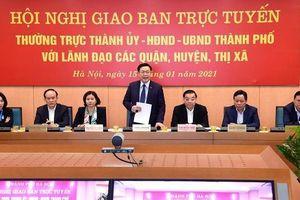 Bí thư Thành ủy Hà Nội: Chính quyền phải tạo ra chuyển biến để người dân thừa nhận