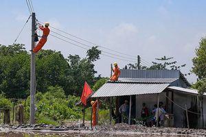 Hơn 99% hộ dân nông thôn đã được sử dụng điện