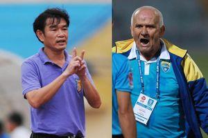 HLV Phan Thanh Hùng thận trọng trước HLV Petrovic và fan Thanh