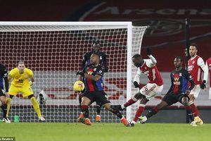 Arsenal hòa nhạt Crystal Palace, HLV Arteta nói gì?