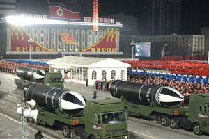 Triều Tiên 'khoe' tên lửa đạn đạo mạnh nhất phóng từ tàu ngầm