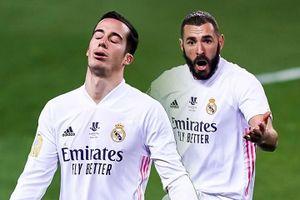 Real Madrid 1-2 Athletic Bilbao: Ngày đáng quên của Vazquez