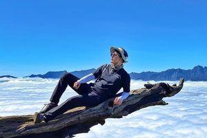 Ngắm biển mây ở núi Lảo Thẩn