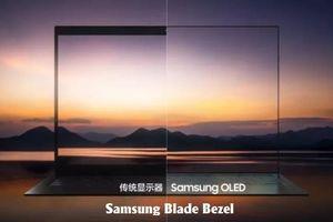 Samsung giới thiệu máy tính xách tay với camera dưới màn hình