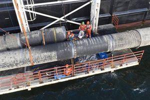 Dòng chảy Phương Bắc 2: Nga khởi động lắp đặt tuyến đường ống tại lãnh hải Đan Mạch