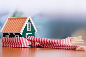 Bí quyết giữ ấm cho ngôi nhà khi trời giá rét