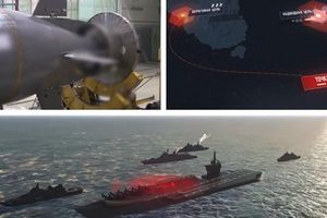 Nga chốt thời điểm siêu ngư lôi hạt nhân hoạt động