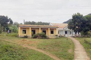 Hàng ngàn phòng học ở Tây Nguyên bỏ hoang