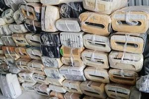 Điều mờ ám bên trong kho hàng điện lạnh ở Bình Tân, TP HCM