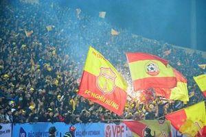 CLB Nam Định thắng tưng bừng trong ngày khai màn V-League 2021