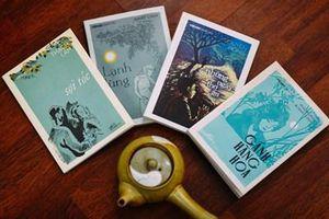 Ra mắt thêm 4 tác phẩm trong bộ sách 'Việt Nam danh tác'