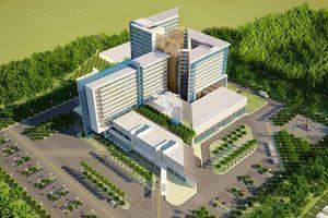 TPHCM khởi công xây dựng Bệnh viện Đa khoa khu vực Củ Chi trên 1.850 tỷ đồng