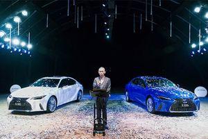Cận cảnh 'xế sang' Lexus IS300 2021 từ 2,13 tỷ tại Việt Nam