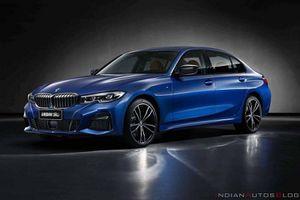 'Soi' BMW 3 Series 2021 trục cơ sở dài tại thị trường Ấn Độ