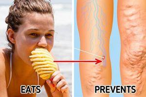 7 cách thải độc cơ thể bằng thực phẩm thiên nhiên