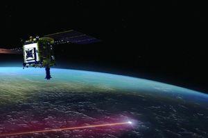 Hành trình mới của tàu vũ trụ Hayabusa2